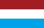 Wegenkaart Luxemburg Geocart, 96 x 67 cm